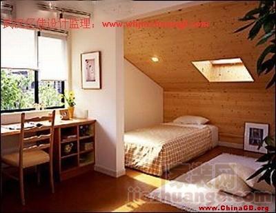 男士卧室主题吊顶设计图展示