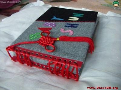 布艺盒子制作方法图解