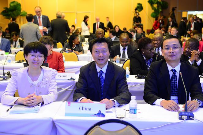 国家标准委田世宏主任率中国代表团参加第37届国际标准化组织(ISO)大会